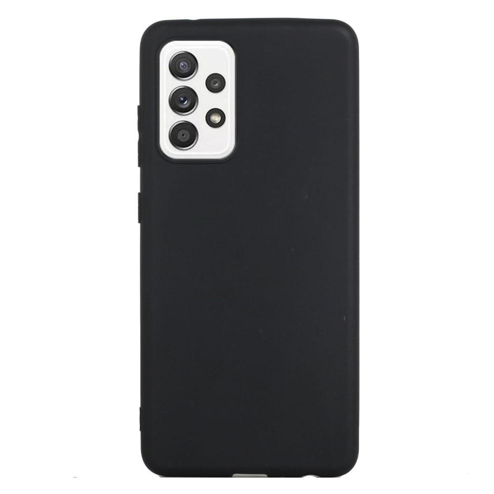 TPU Skal Samsung Galaxy A52 svart