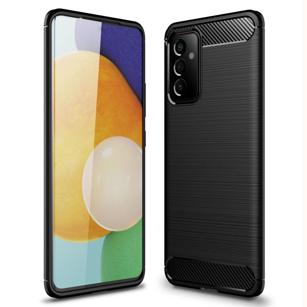 Brushed TPU Case Samsung Galaxy A82 5G Black