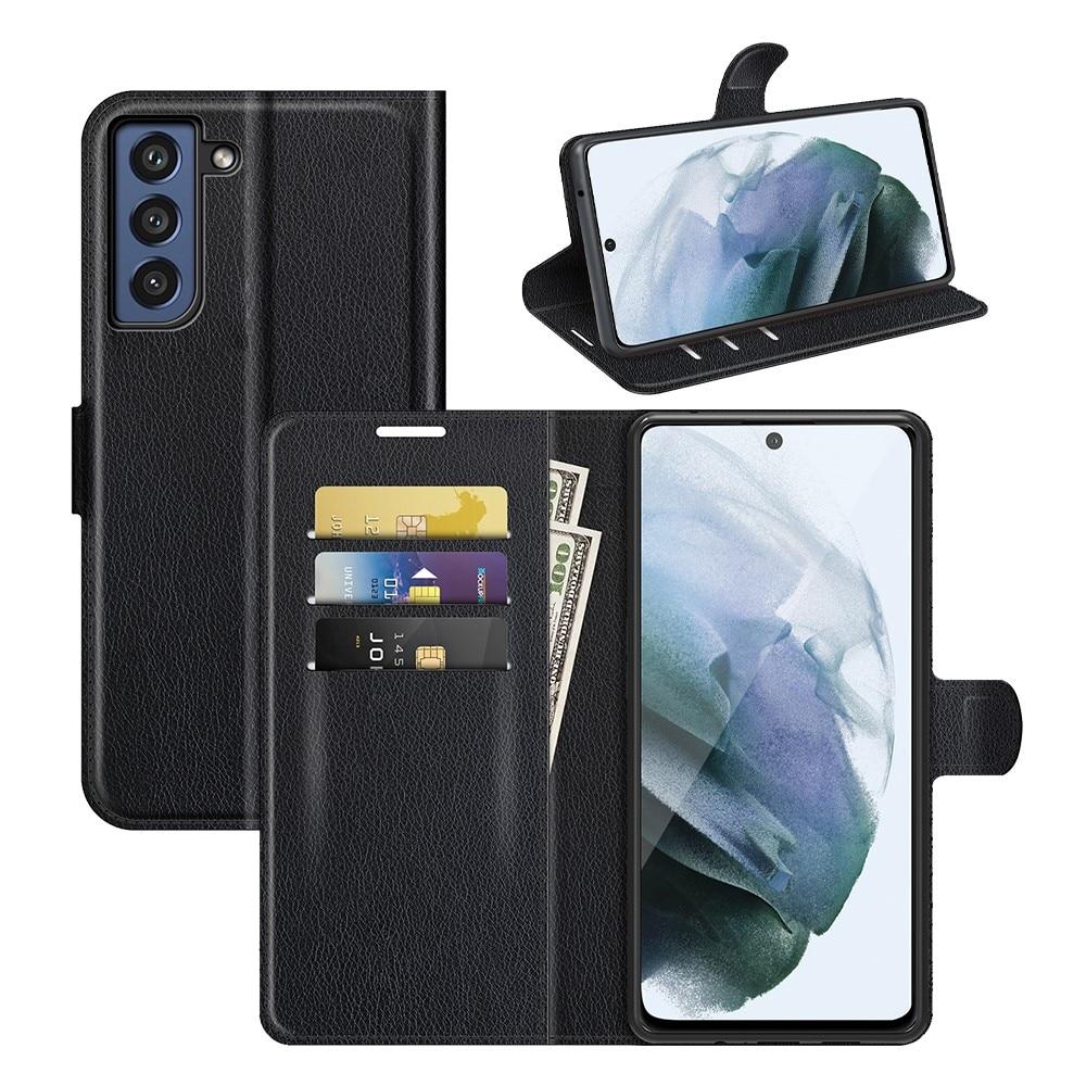 Mobilfodral Samsung Galaxy S21 FE svart