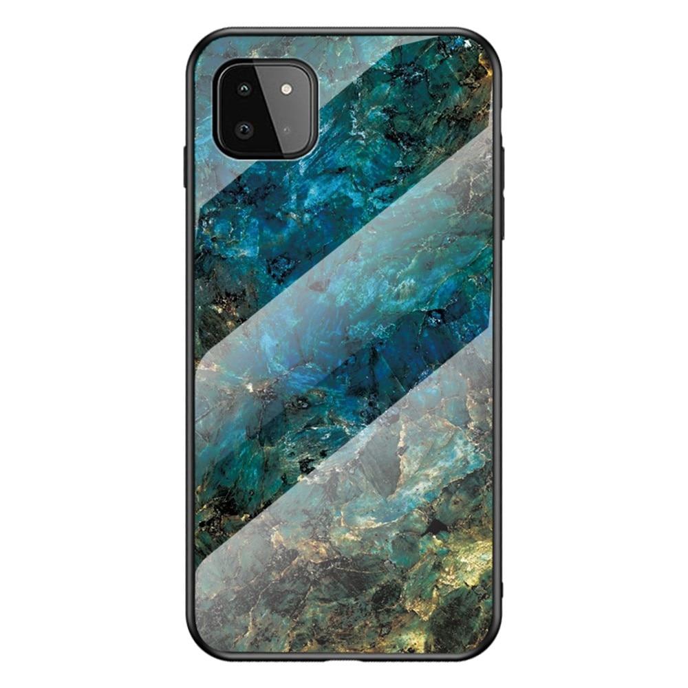 Skal Härdat Glas Samsung Galaxy A22 5G emerald