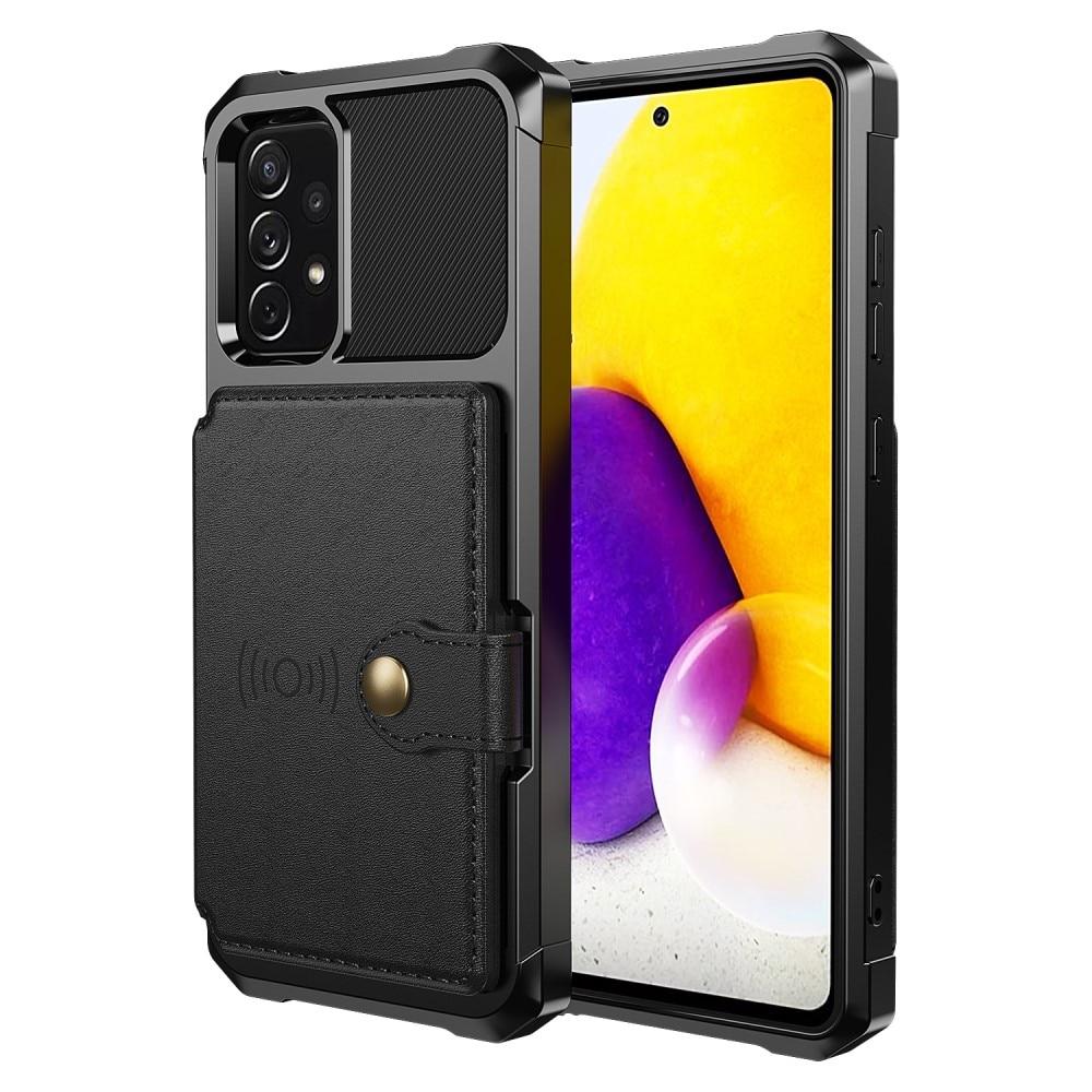 Tough Multi-slot Case Samsung Galaxy A52 5G svart