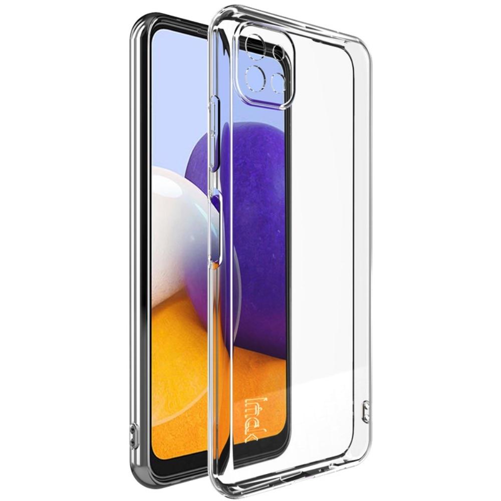 TPU Case Samsung Galaxy A22 5G Crystal Clear