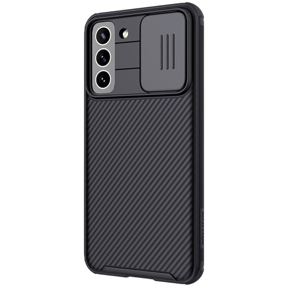 CamShield Skal Samsung Galaxy S21 FE svart