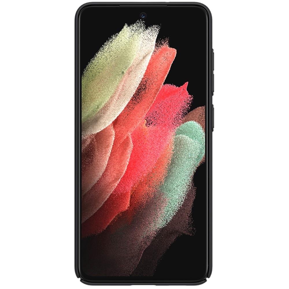 Super Frosted Shield Samsung Galaxy S21 FE svart