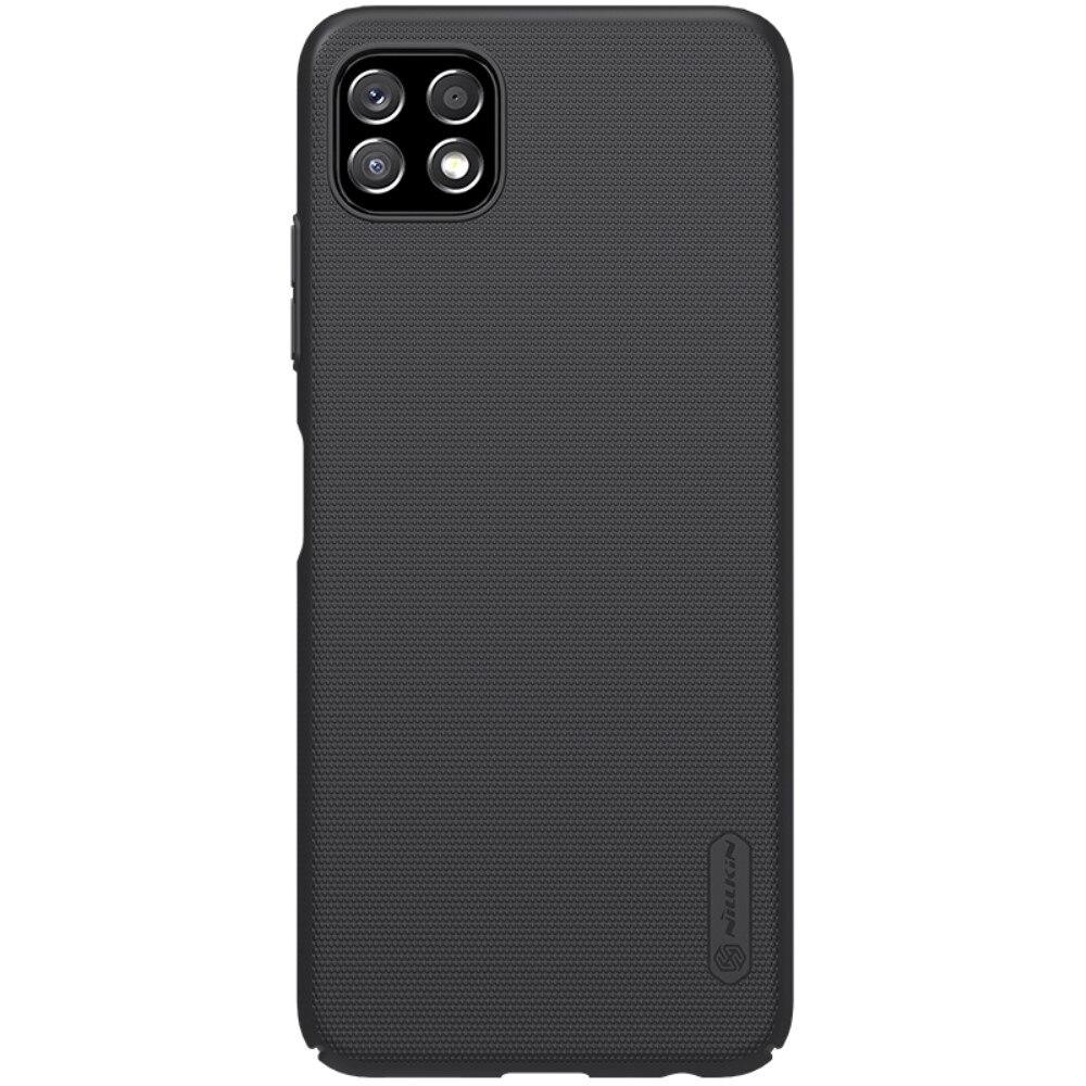 Super Frosted Shield Samsung Galaxy A22 5G svart