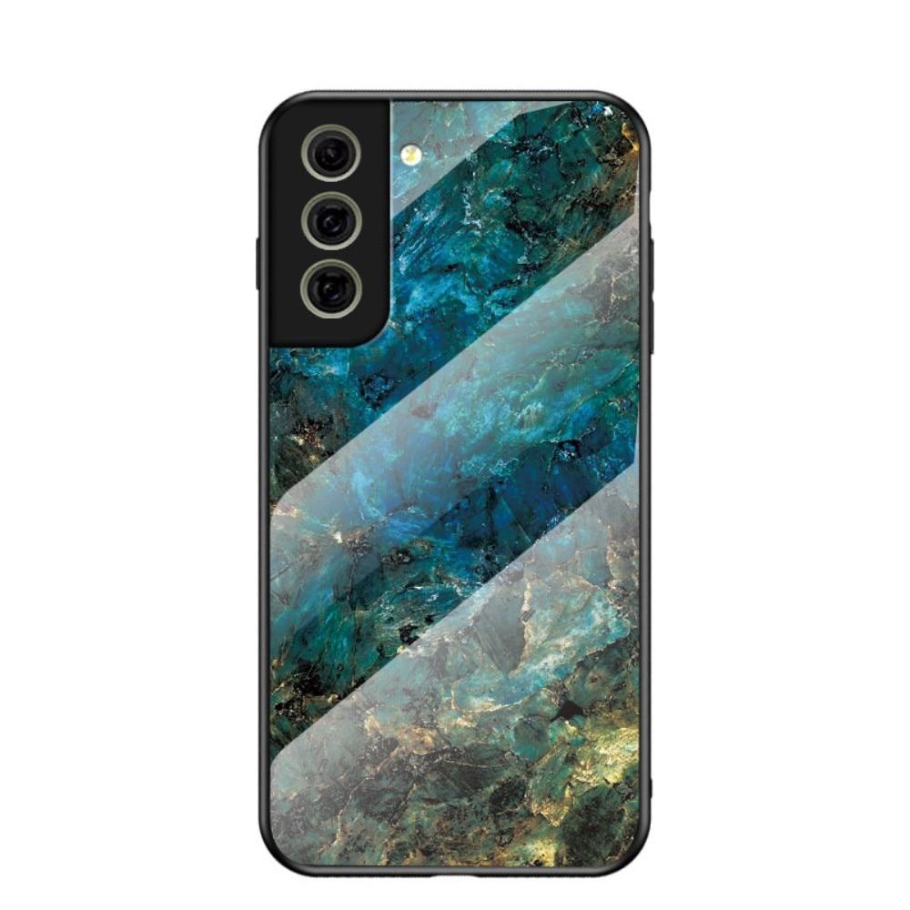 Skal Härdat Glas Samsung Galaxy S21 FE emerald