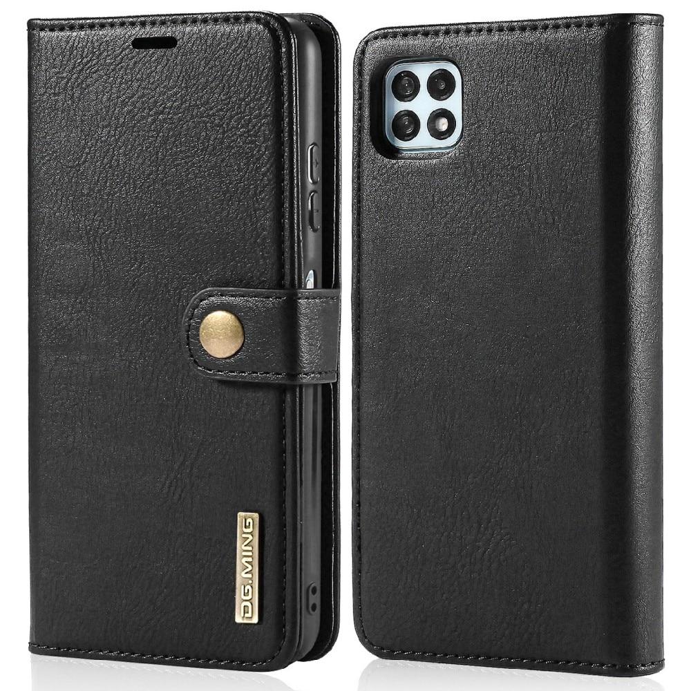 Magnet Wallet Samsung Galaxy A22 5G Black