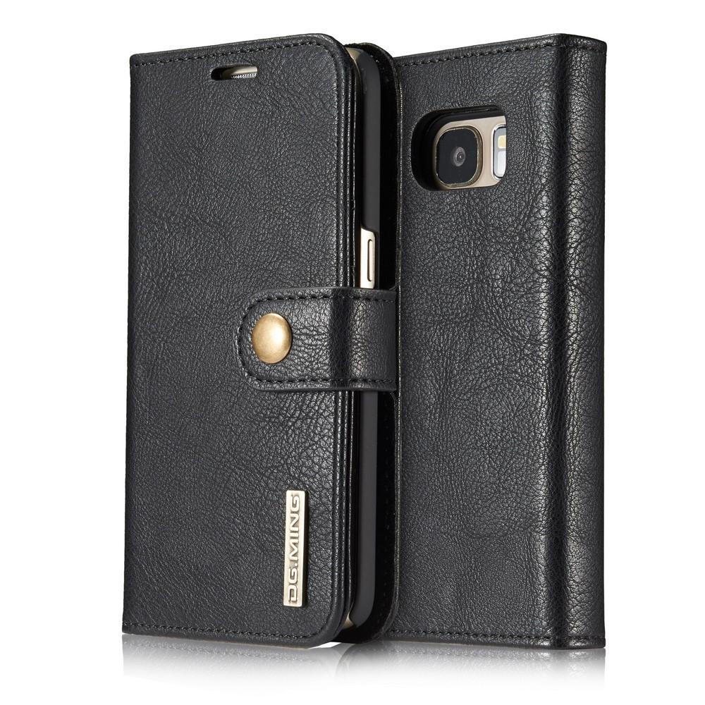 Magnet Wallet Samsung Galaxy S7 Black
