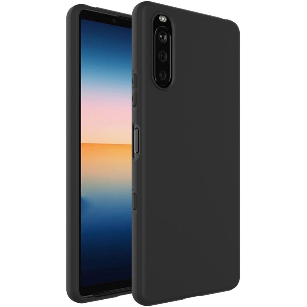 Frosted TPU Case Sony Xperia 10 III Black