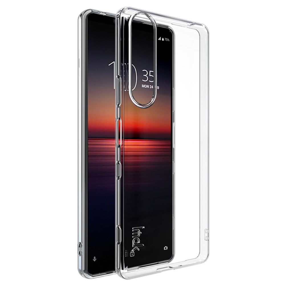 TPU Case Sony Xperia 1 III Crystal Clear