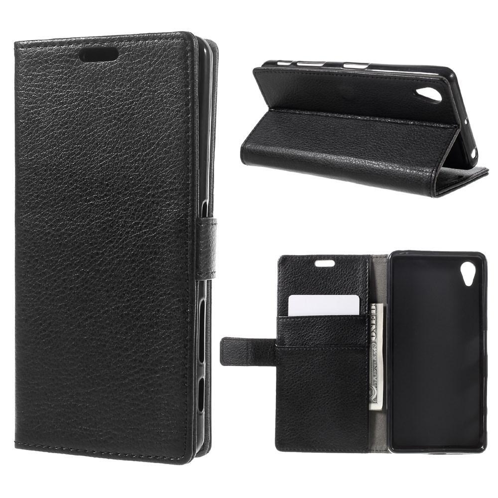 Plånboksfodral Sony Xperia X Performance svart