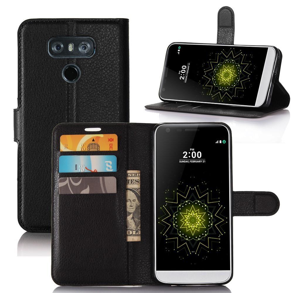 Mobilfodral LG G6 svart