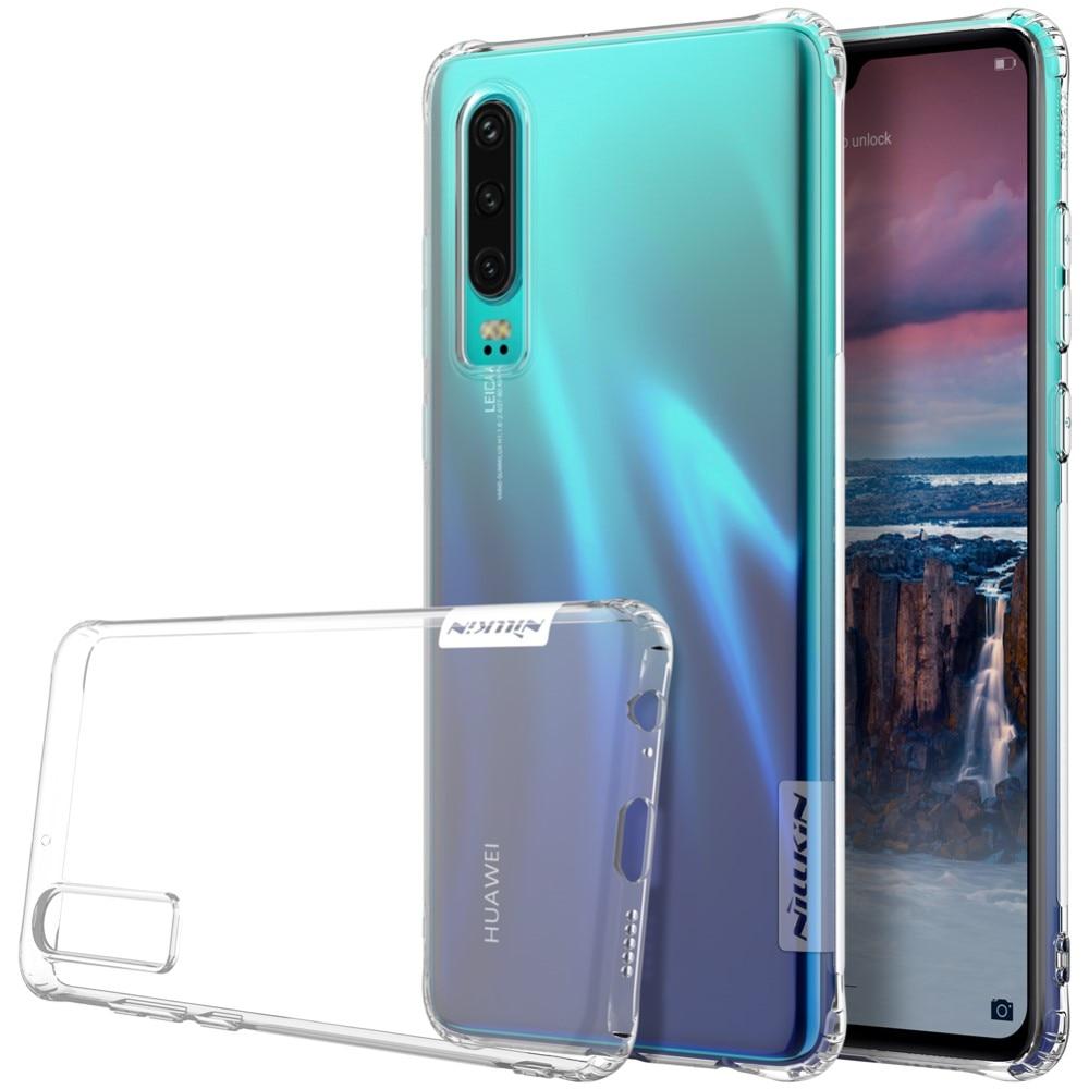 Nature TPU Case Huawei P30 transparent