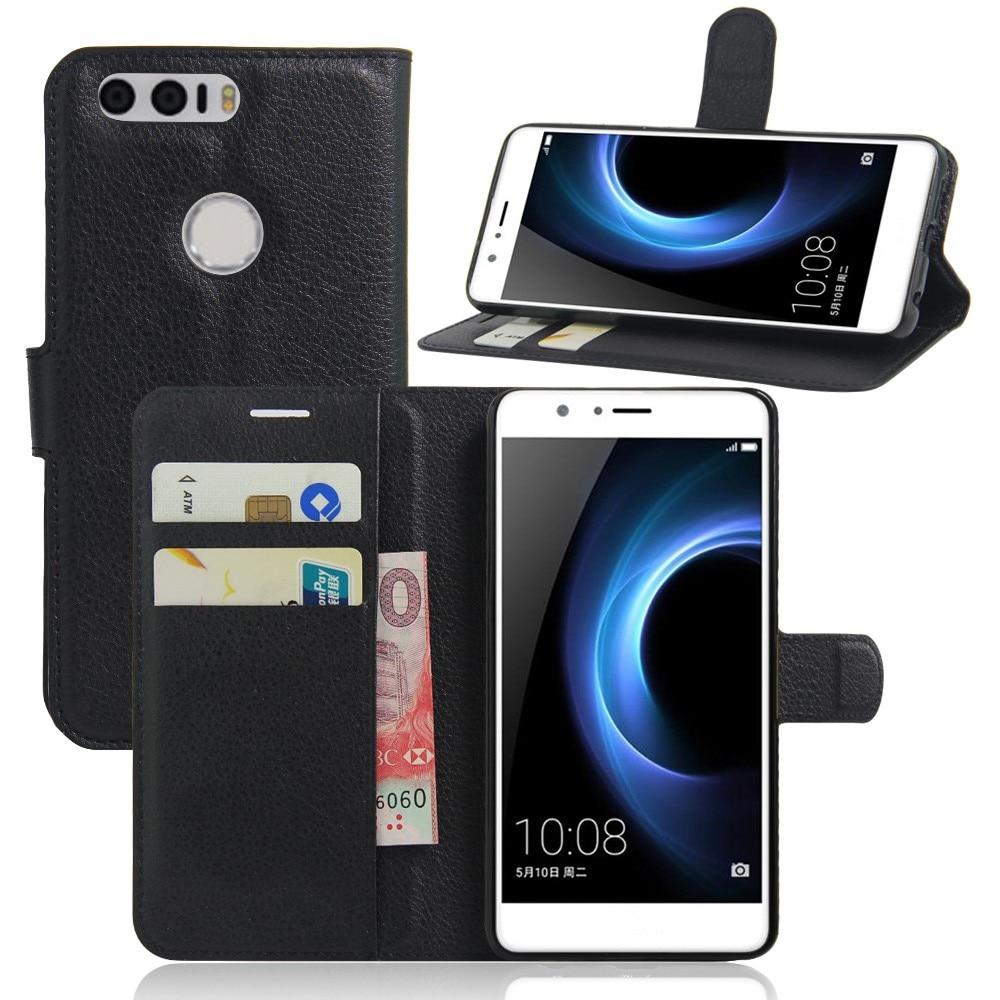 Mobilfodral Huawei Honor 8 svart