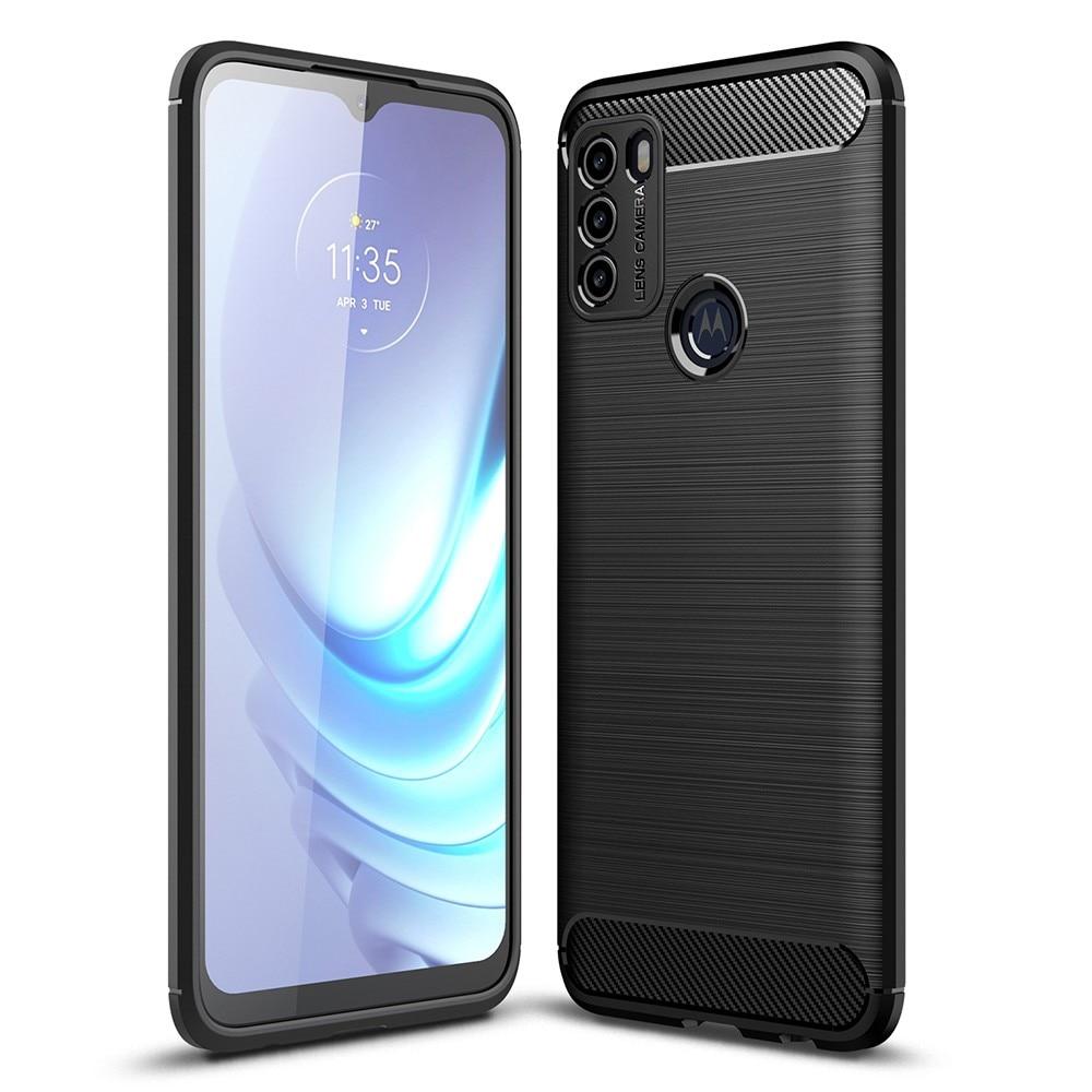 Brushed TPU Case Motorola Moto G50 Black
