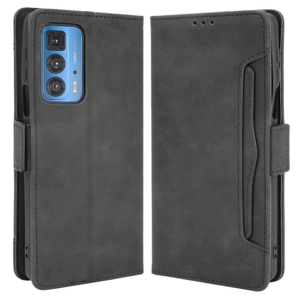 Multi Plånboksfodral Motorola Edge 20 Pro svart