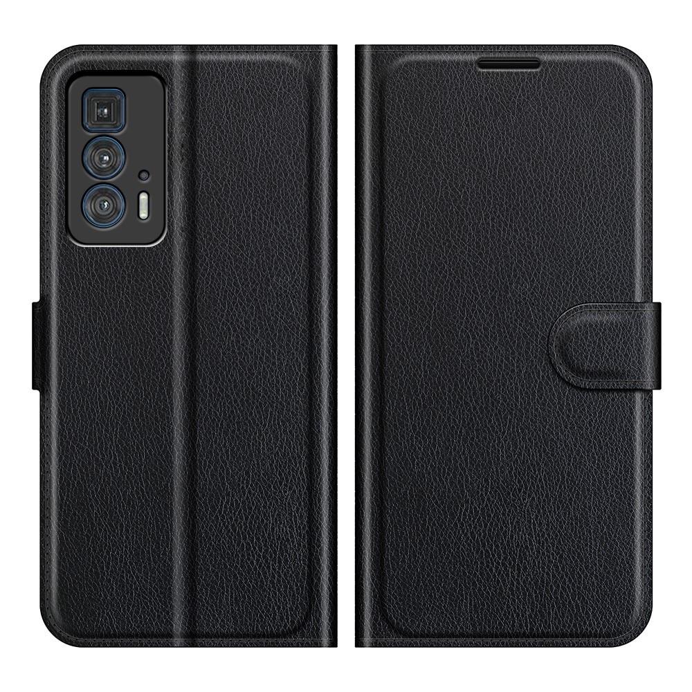 Mobilfodral Motorola Edge 20 Pro svart
