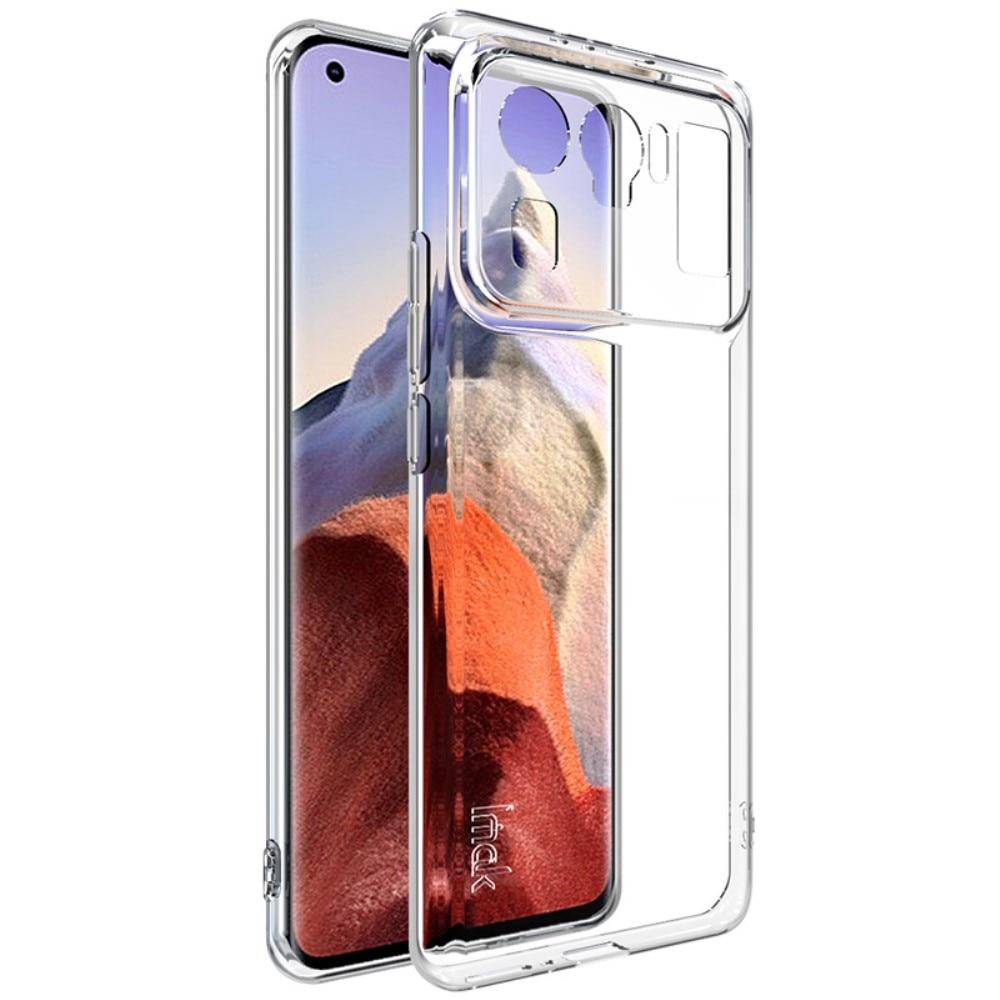 TPU Case Xiaomi Mi 11 Ultra Crystal Clear