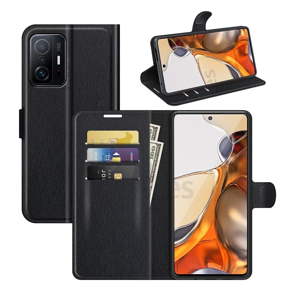 Mobilfodral Xiaomi 11T/11T Pro svart