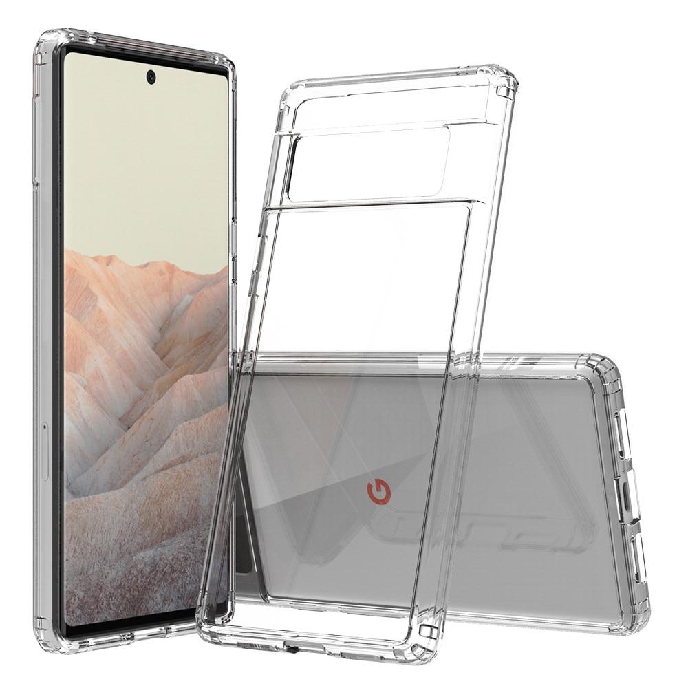 Crystal Hybrid Case Google Pixel 6 Pro Transparent