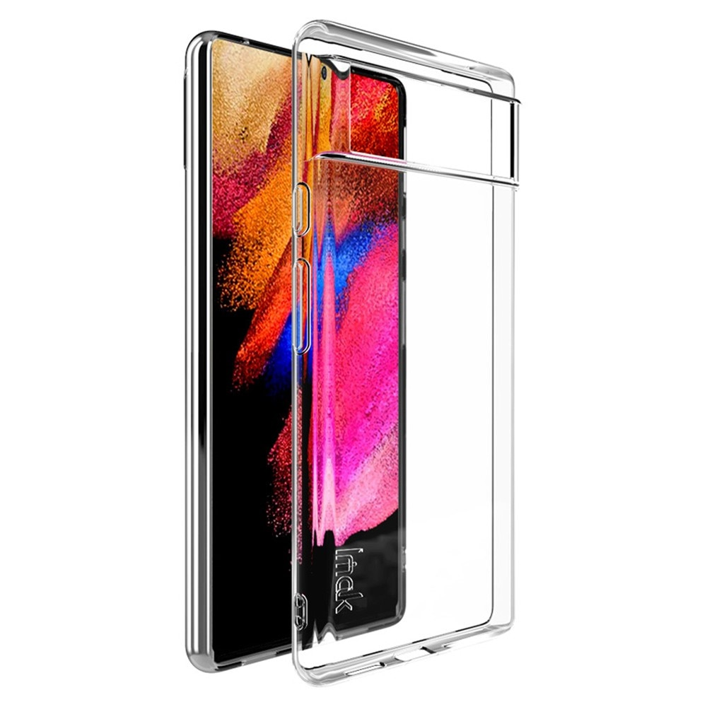 TPU Case Google Pixel 6 Crystal Clear
