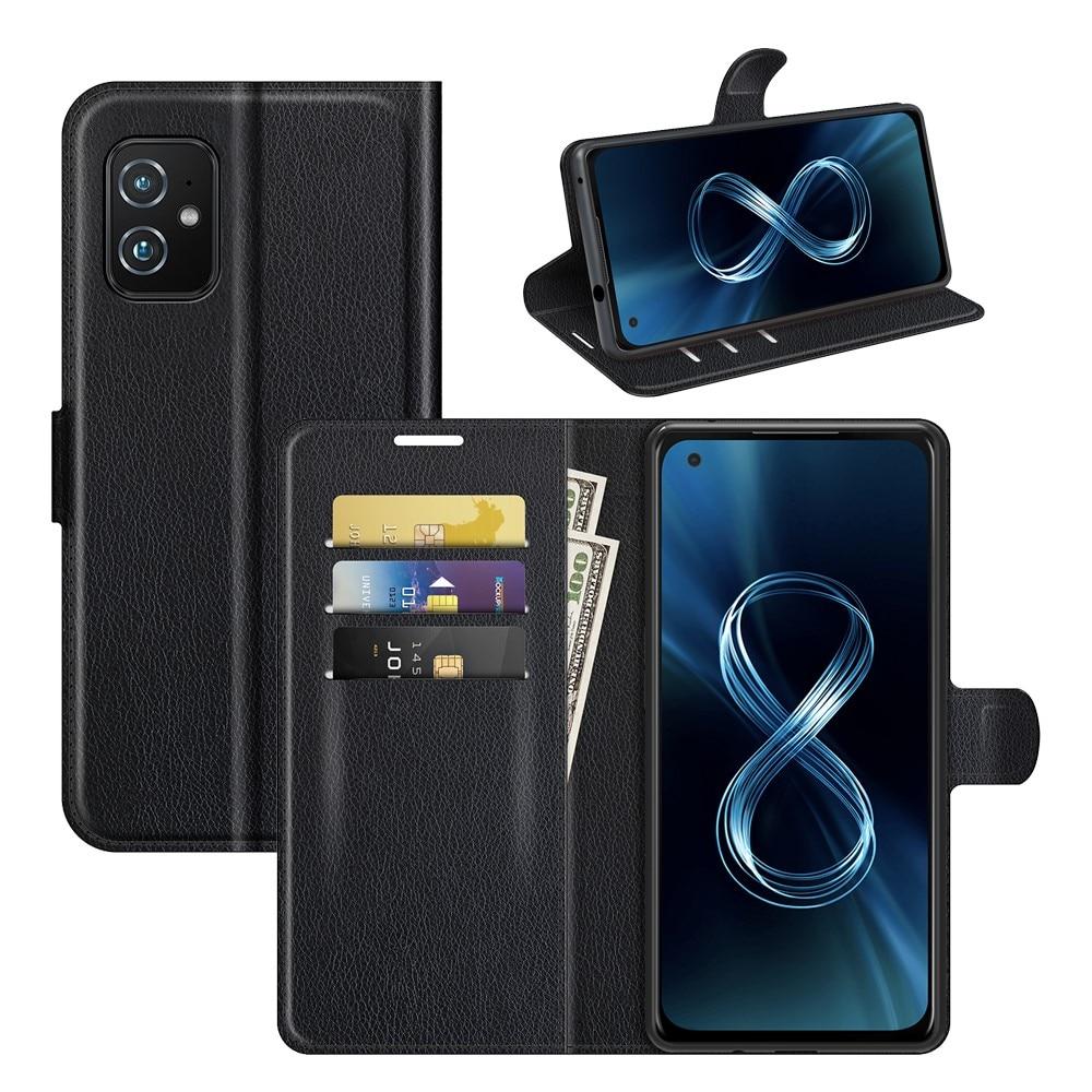 Mobilfodral Asus Zenfone 8 svart