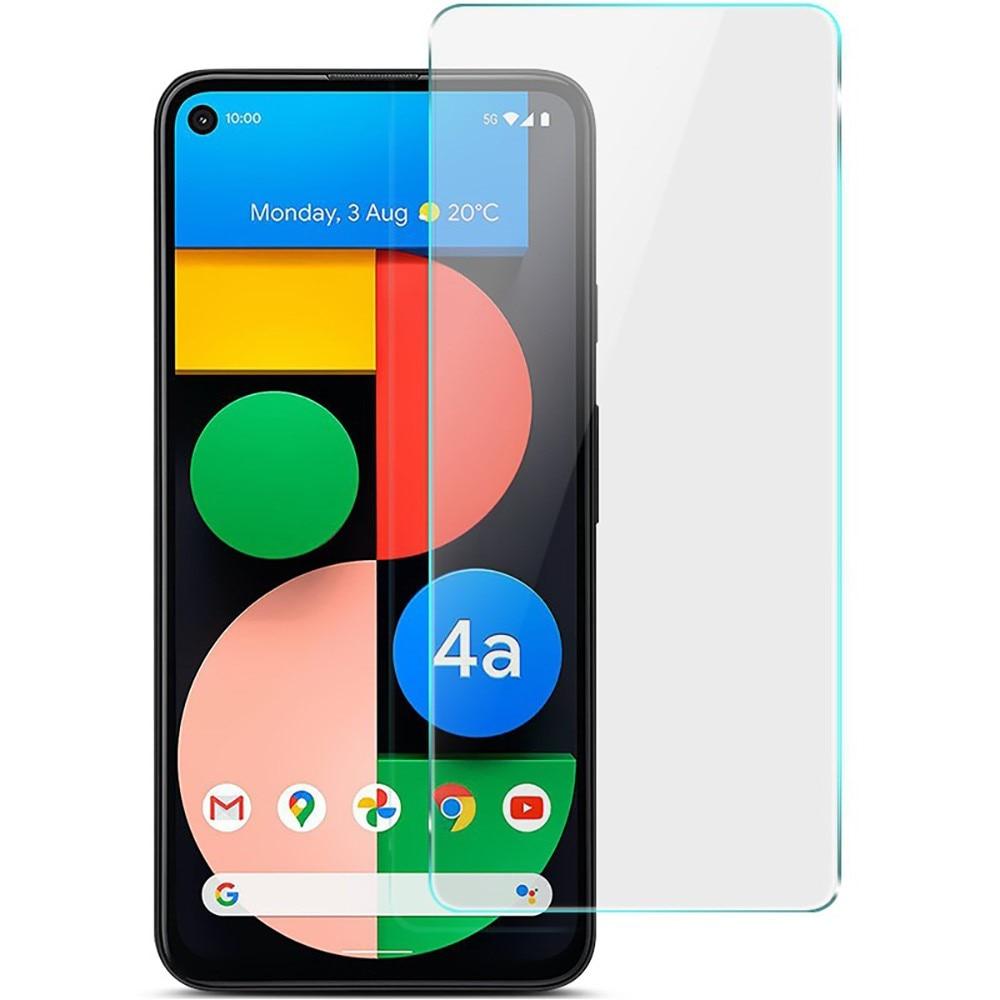 Härdat Glas Skärmskydd Google Pixel 4a 5G