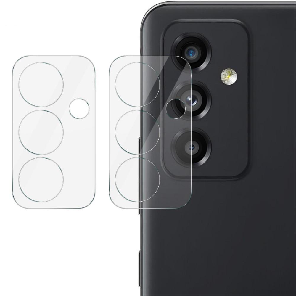 2-pack Härdat Glas Linsskydd Samsung Galaxy A82 5G