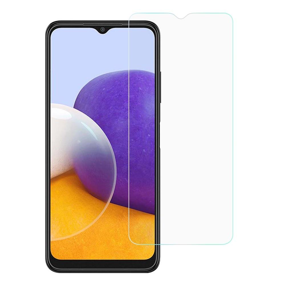 Härdat Glas 0.3mm Skärmskydd Samsung Galaxy A22 5G