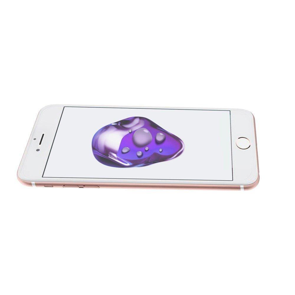 Heltäckande Härdat Glas Skärmskydd iPhone 7/8/SE 2020