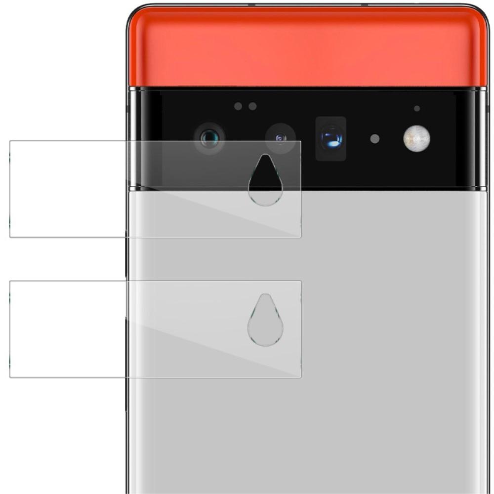2-pack Härdat Glas Linsskydd Google Pixel 6 Pro