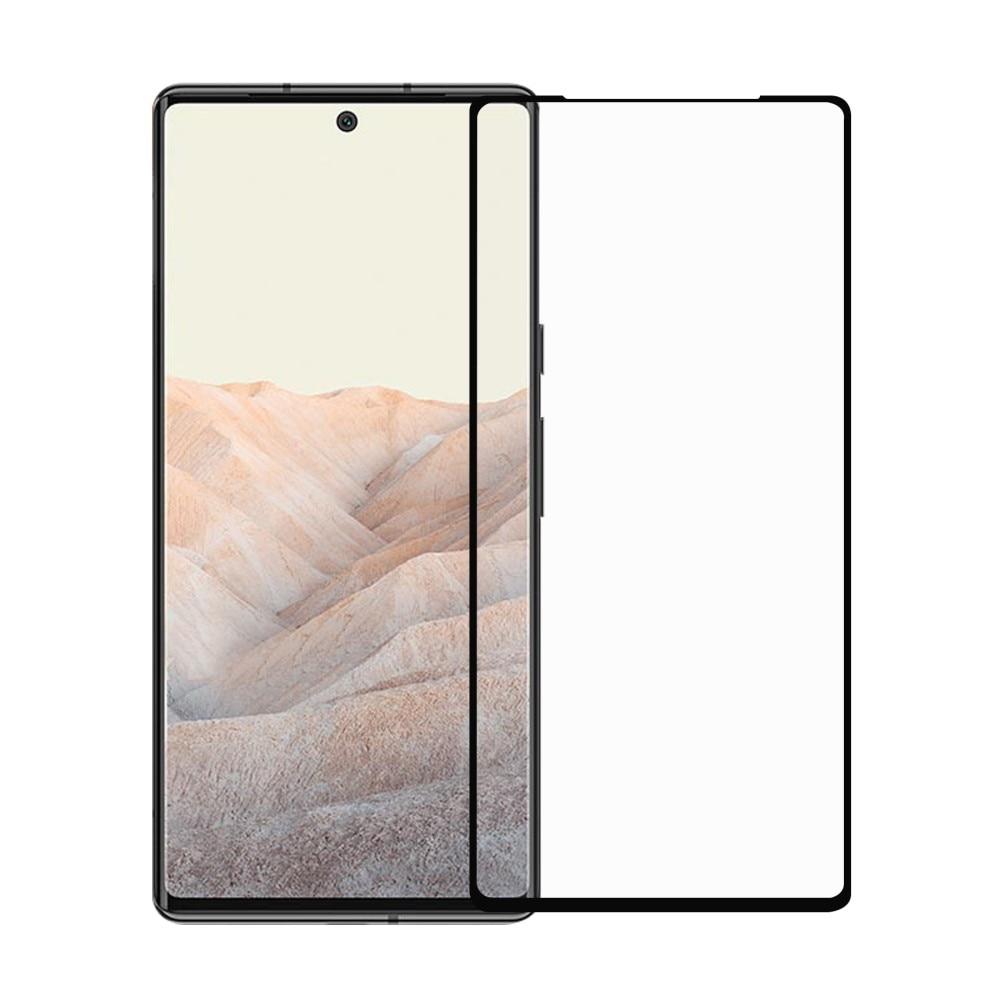 Heltäckande Härdat Glas Skärmskydd Google Pixel 6