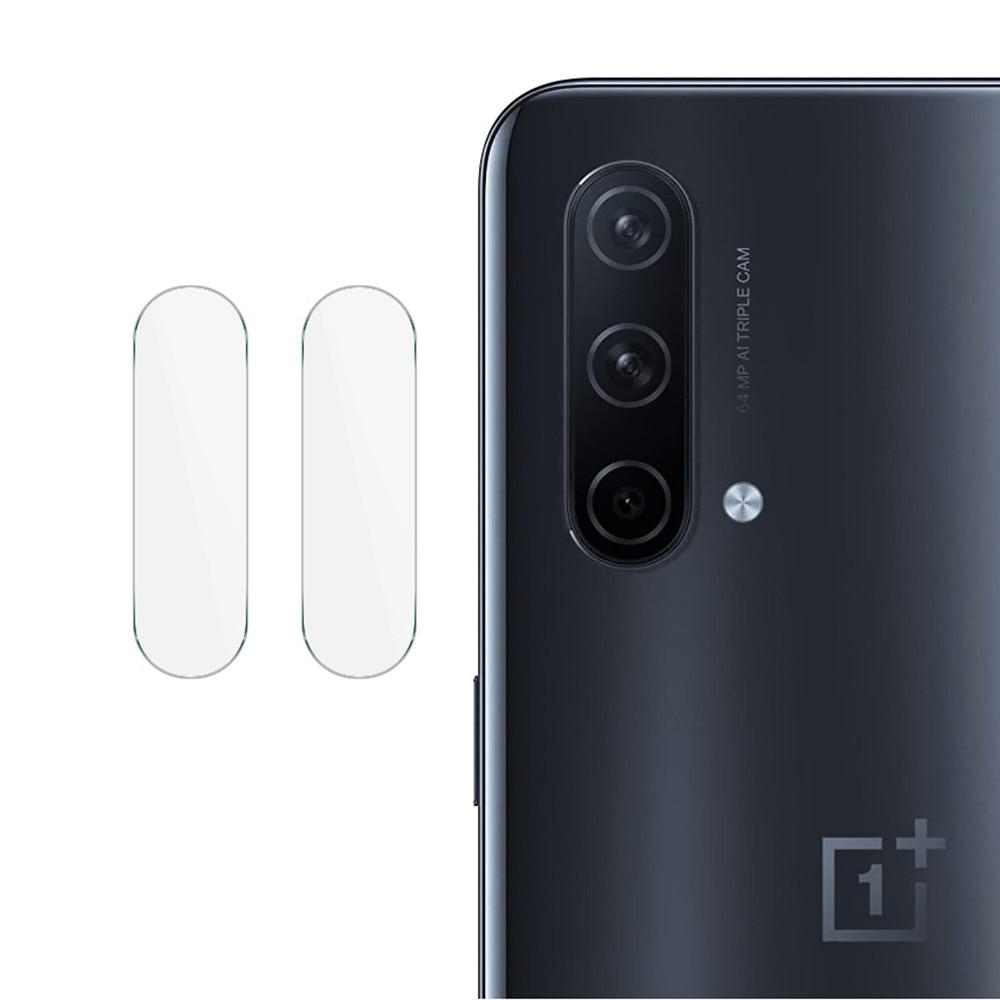 2-pack Härdat Glas Linsskydd OnePlus Nord CE 5G