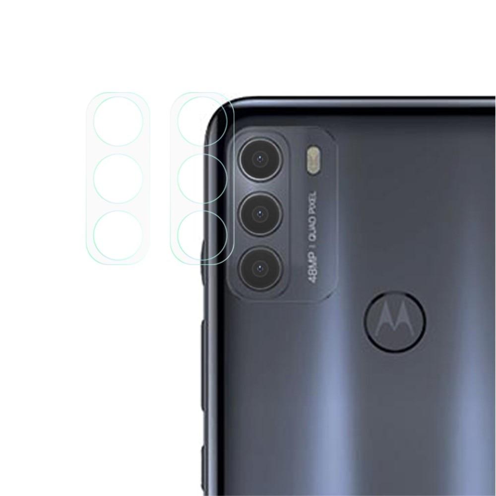 2-pack Härdat Glas Linsskydd Motorola Moto G50