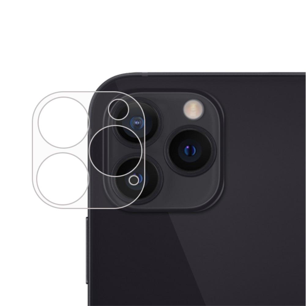 Härdat Glas Linsskydd iPhone 13 Pro