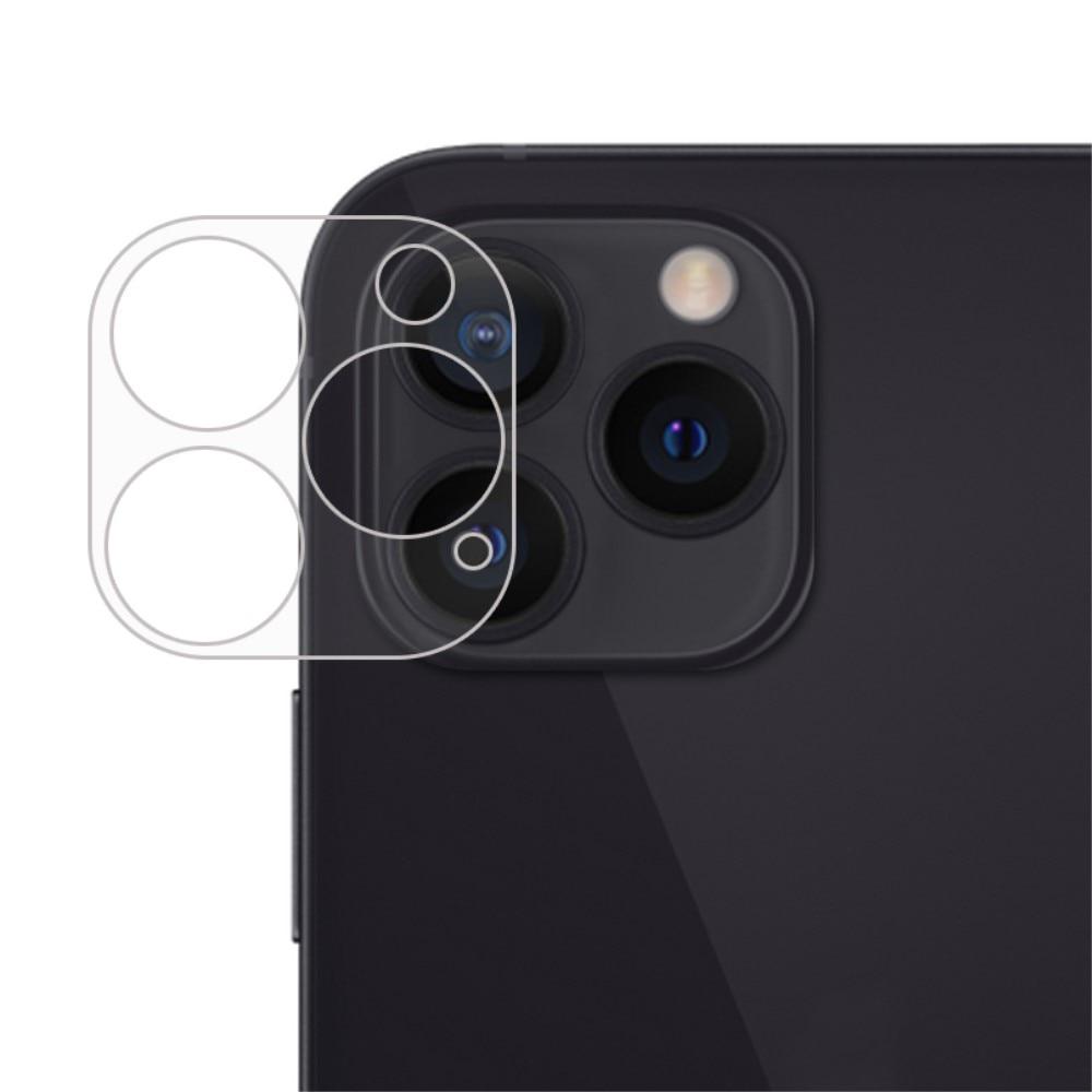 Härdat Glas Linsskydd iPhone 13 Pro Max
