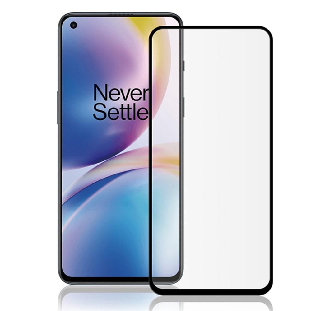 Heltäckande Härdat Glas OnePlus Nord 2 5G svart