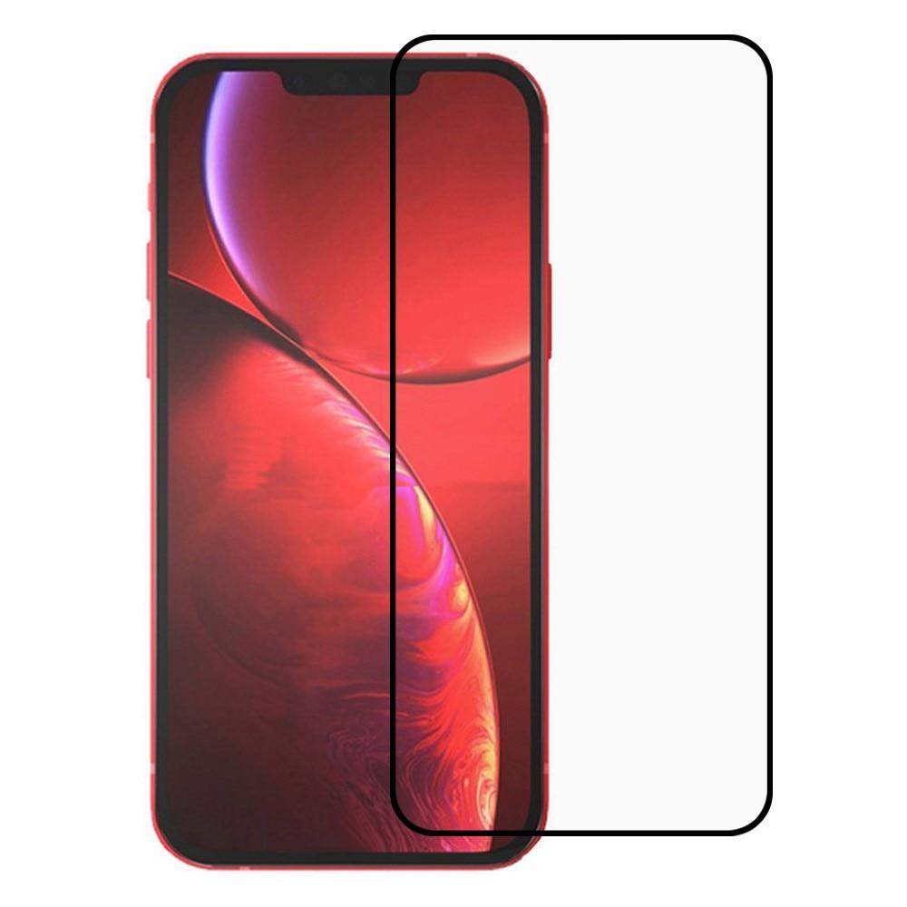 Heltäckande Härdat Glas Skärmskydd iPhone 13/13 Pro