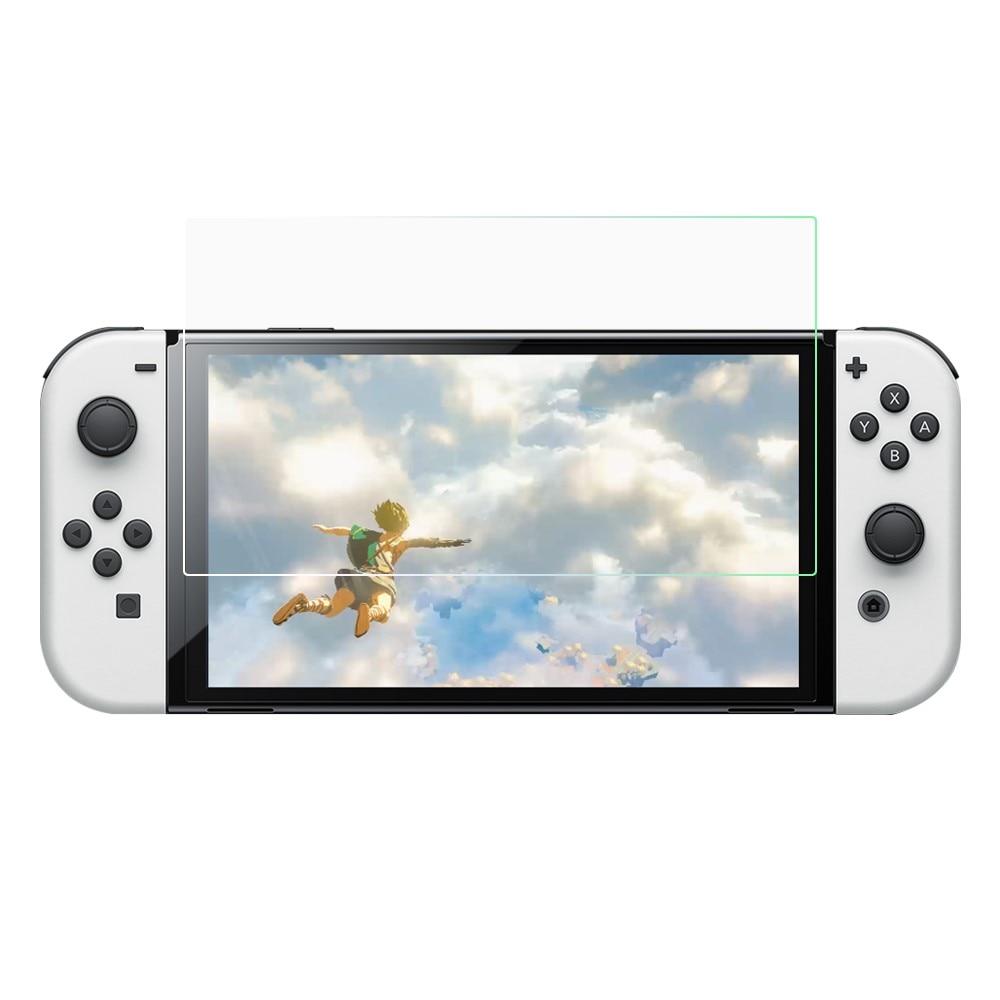 Härdat Glas 0.3mm Skärmskydd Nintendo Switch OLED