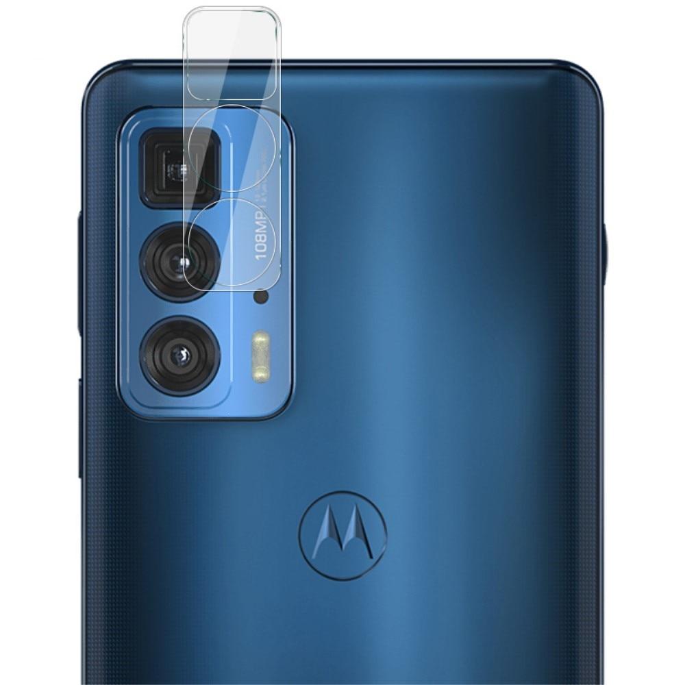 Härdat Glas 0.2mm Linsskydd Motorola Edge 20 Pro