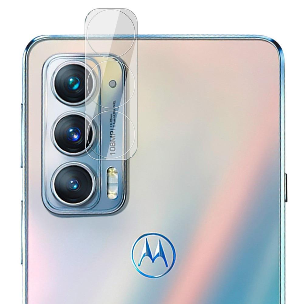 Härdat Glas 0.2mm Linsskydd Motorola Edge 20