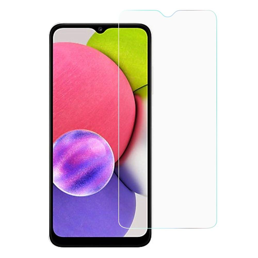 Härdat Glas 0.3mm Skärmskydd Samsung Galaxy A03s