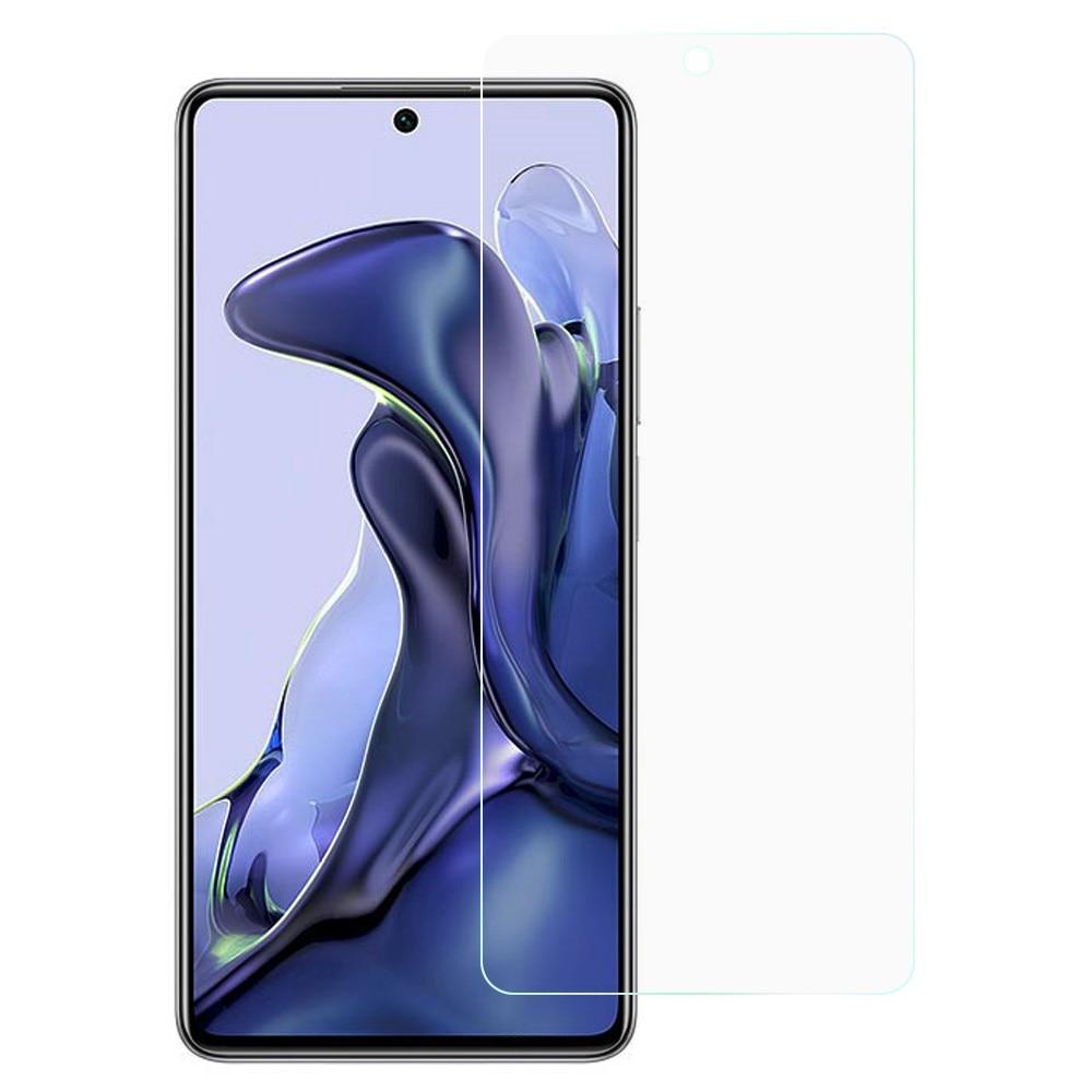 Härdat Glas 0.3mm Skärmskydd Xiaomi 11T/11T Pro
