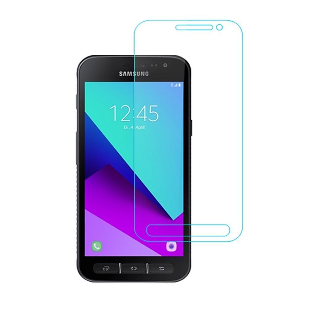 Härdat Glas 0.3mm Skärmskydd Galaxy Xcover 4/4s