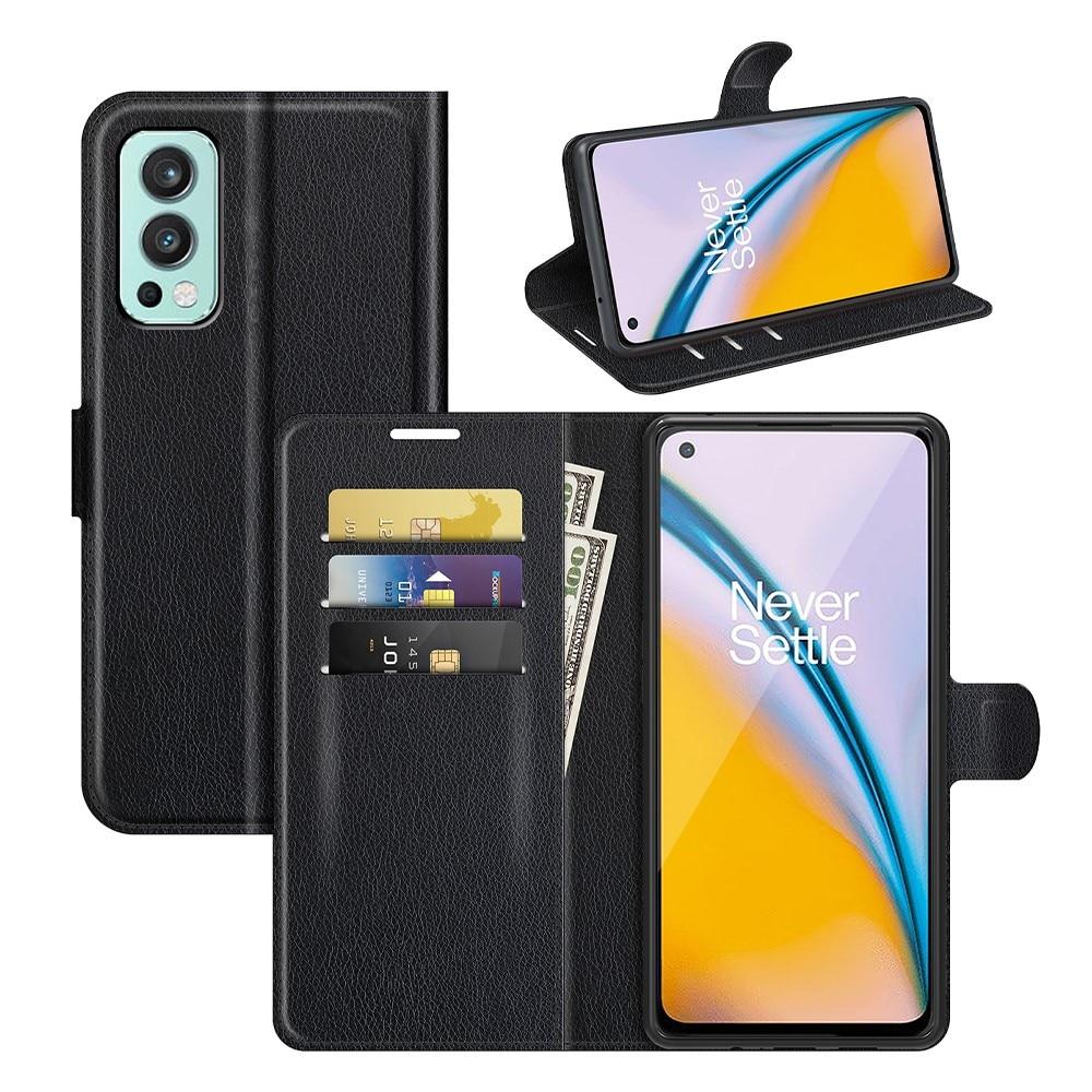 Mobilfodral OnePlus Nord 2 5G svart