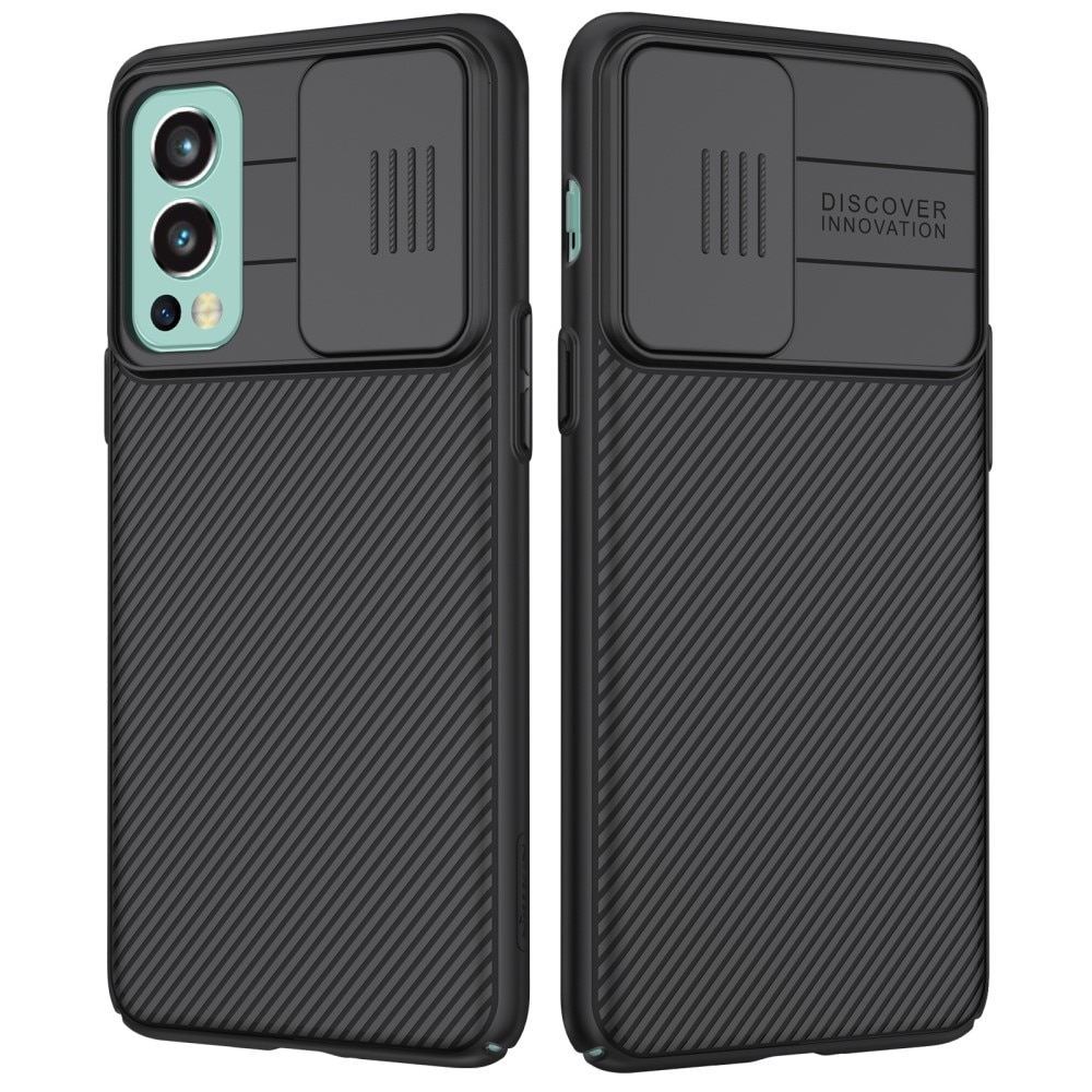CamShield Skal OnePlus Nord 2 5G svart