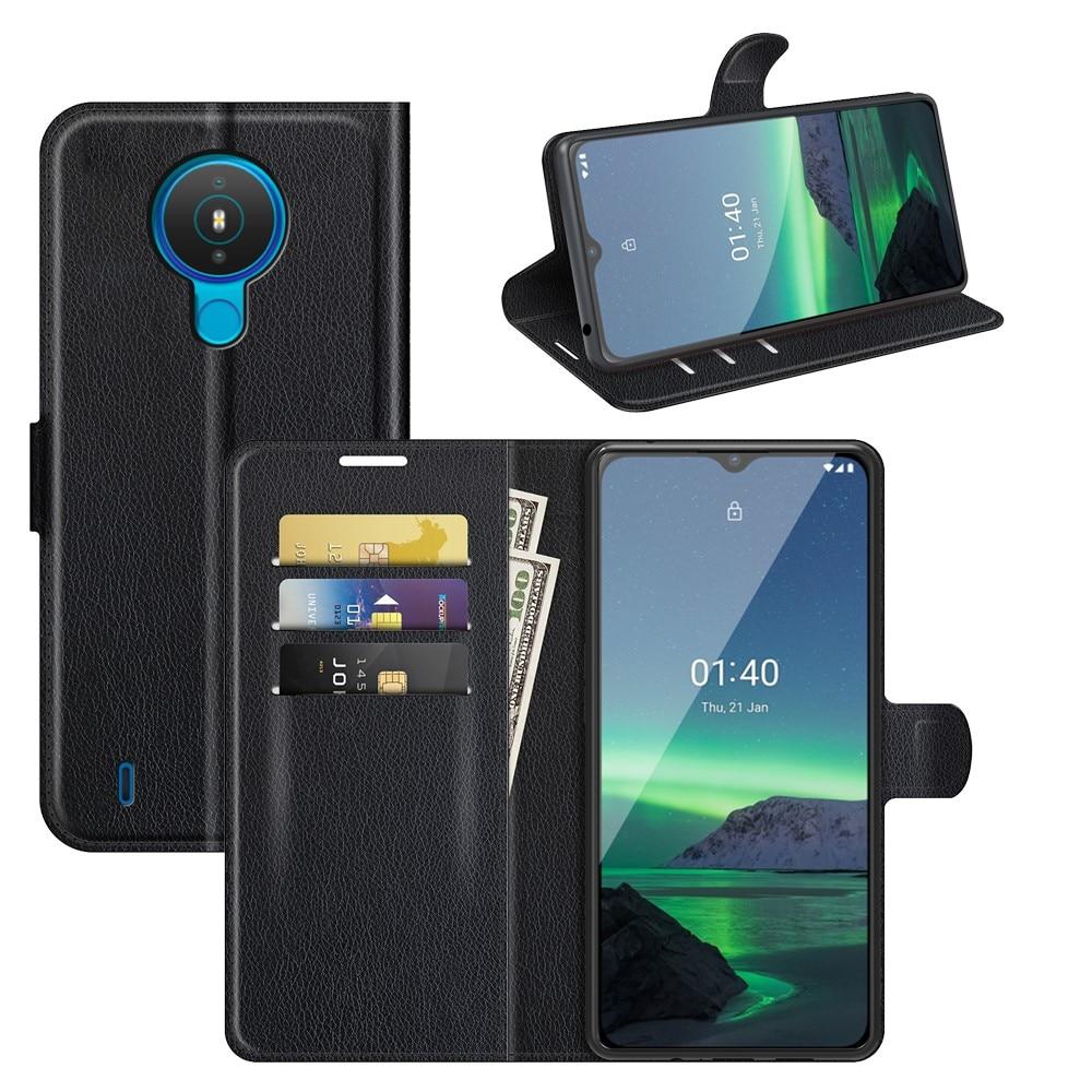 Mobilfodral Nokia 1.4 svart