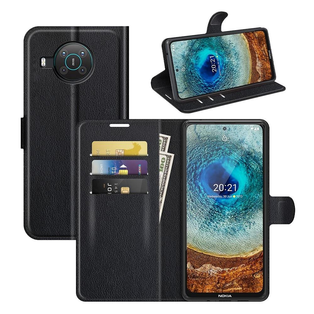 Mobilfodral Nokia X10/X20 svart