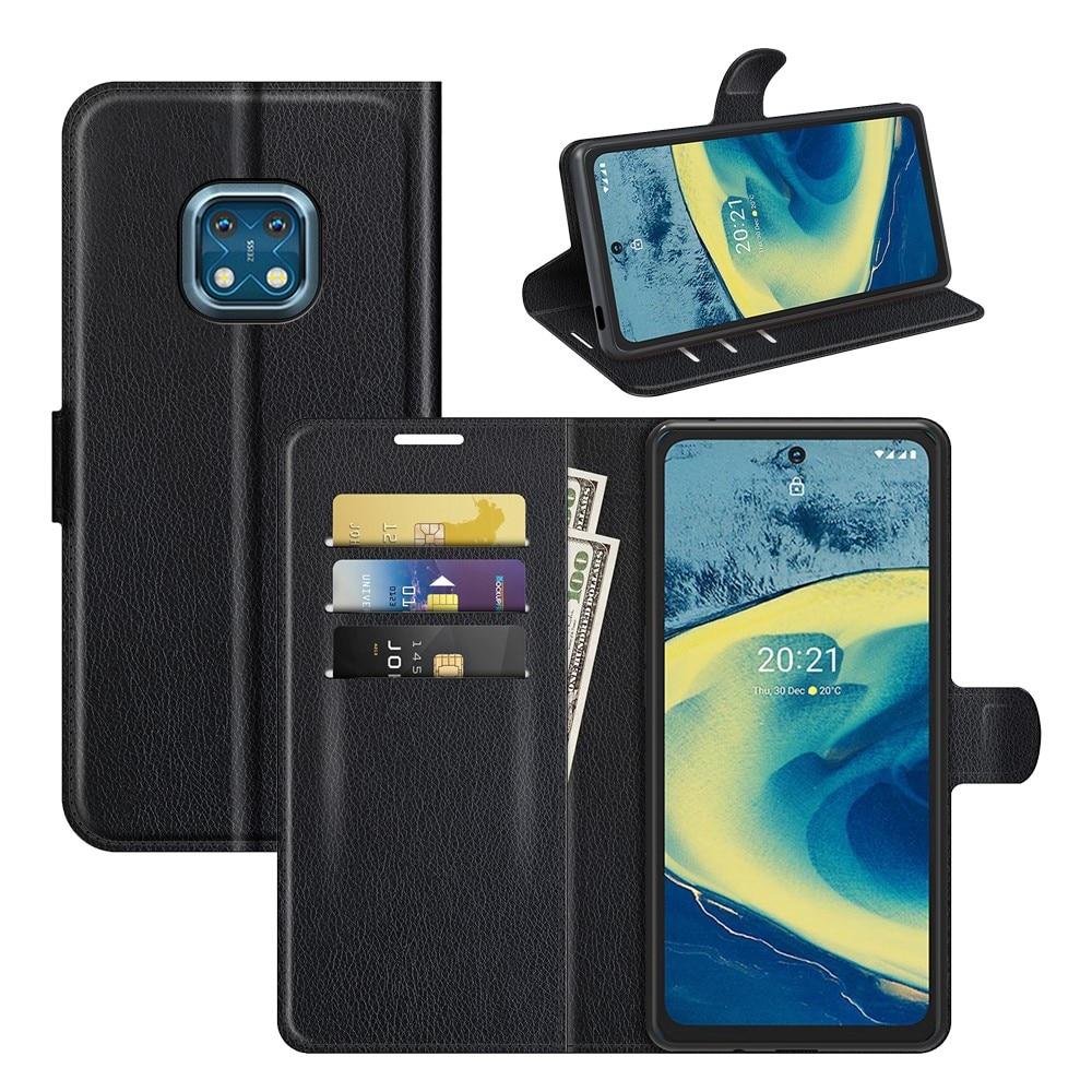 Mobilfodral Nokia XR20 svart