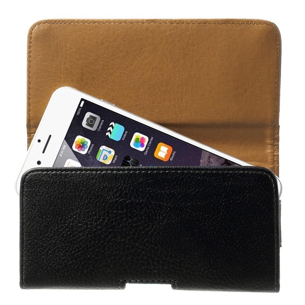 Bältesfodral Apple iPhone 6/6S/7/8 Plus svart